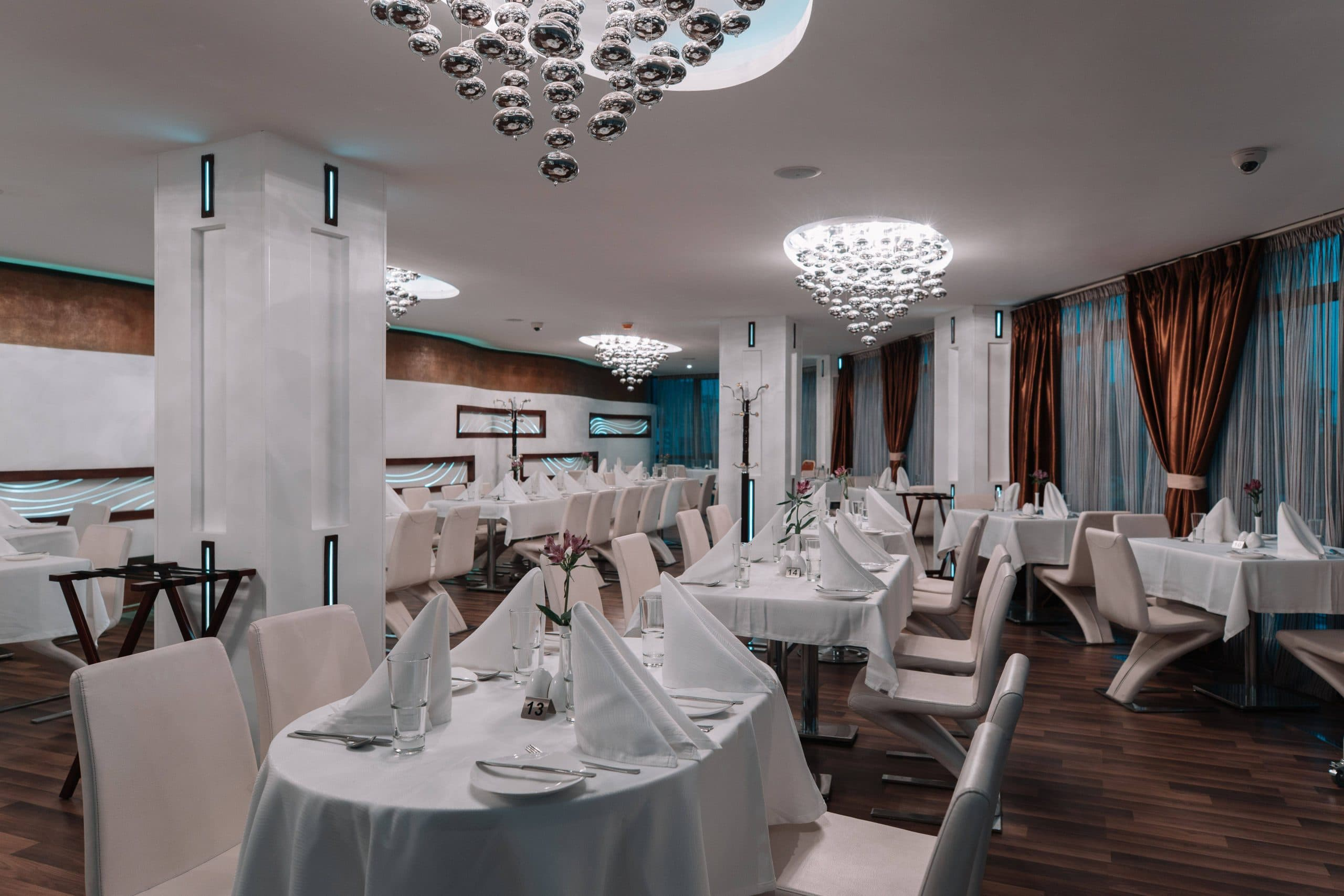 Our Luxury Restaurant