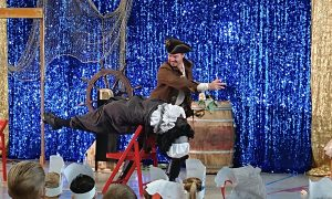 Sinterklaas piratenshow
