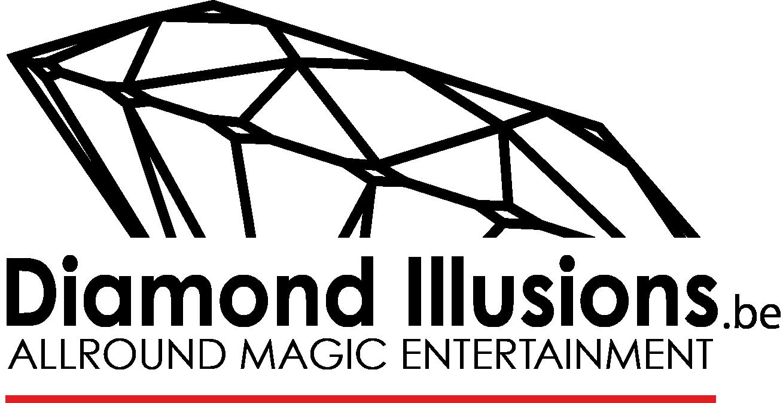 Logo Diamond Illusions black