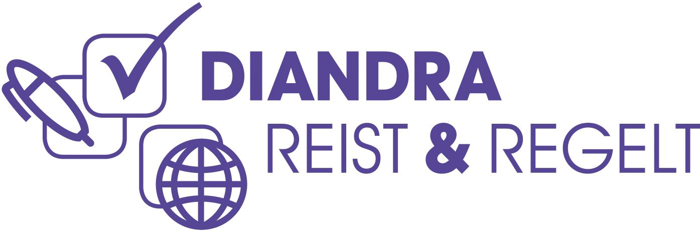 Diandra reist en regelt