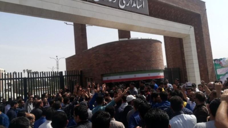 سرنوشت نامعلوم دهها کارگر معترض گروه ملی فولاد اهواز، پس از بازداشت