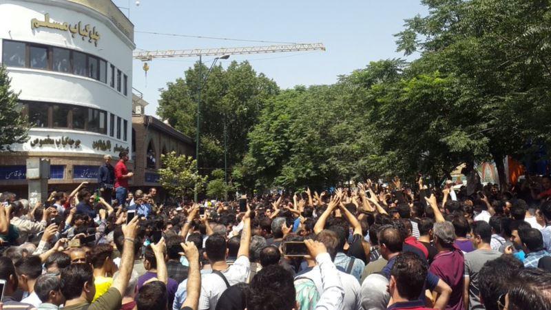 دیدگاه| اعتراضات در ایران تائیدی بر موضع درست ترامپ است