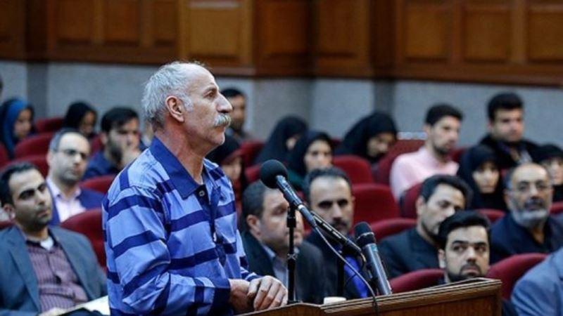 دفاع خامنه ای از اعدام محمد ثلاث با وجود انتقادهای مدافعان حقوق بشر