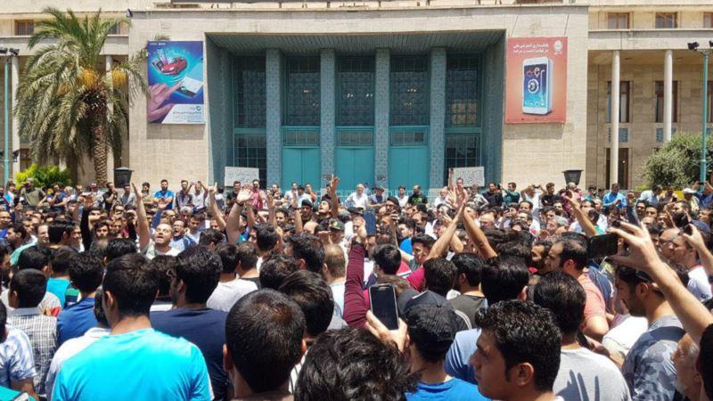 «۱۲۹ نفر» در تجمعهای بازار و مقابل مجلس بازداشت شدهاند