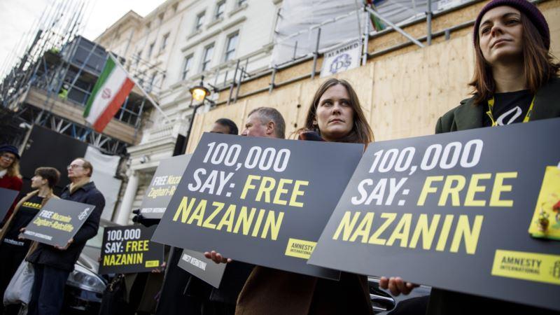 «به نازنین زاغری گفتهاند تا بریتانیا بدهیاش را نپردازد او آزاد نخواهد شد»