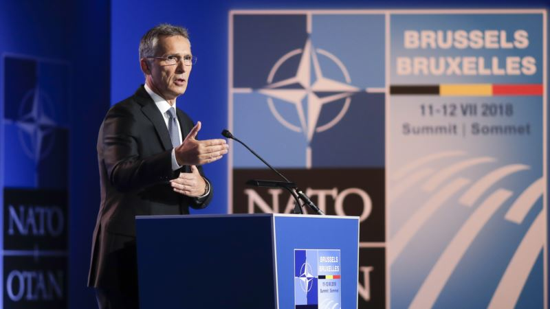 ینس استولتنبرگ: اعضای ناتو نگران برنامه موشکی ایران هستند