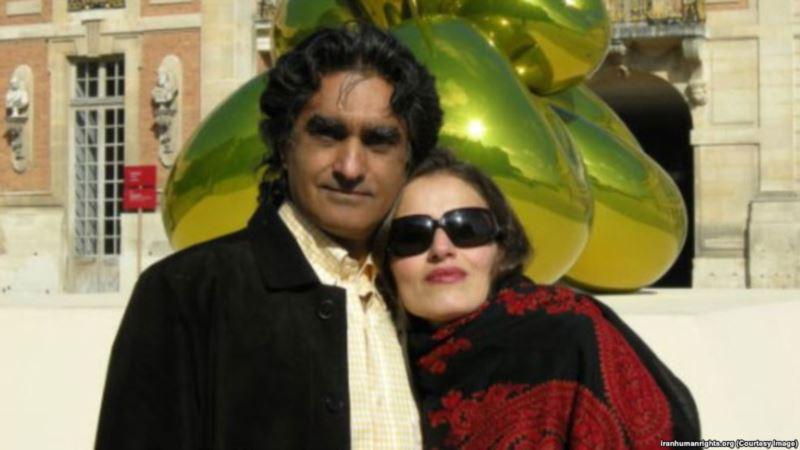 کارن وفاداری و همسرش، آفرین نیساری، با وثیقه آزاد شدند