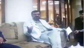 ویدیوی لو رفته از سخنان محسن رضایی فاسد درباره سپاه پاسداران و مافیای مواد مخدر