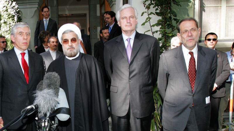 مدافع توافق هستهای ایران: اروپا باید در برابر تحریم های آمریکا تسلیم شود