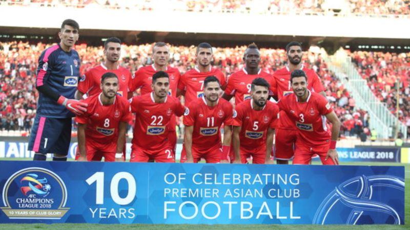 صعود پرسپولیس تهران به نیمه نهایی جام قهرمانان آسیا با شکست الدحیل قطر