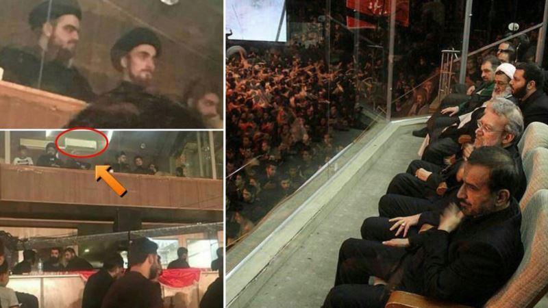 دردسر جدید مقامات و «نتیجه» خمینی با «لُژ نشینی» در عزاداری محرم