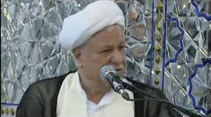 نفت در برابر غذا: ویدیوی اعترافات پخش نشده از رفسنجانی درباره علت رفتن رژیم به پای برجام