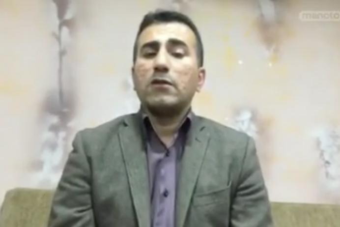 امجد حسین پناهی: جلادان پیکر رامین در مکانی نامعلوم دفن کردند و اطلاعات خانواده ام را تهدید به دستگیری کرده است
