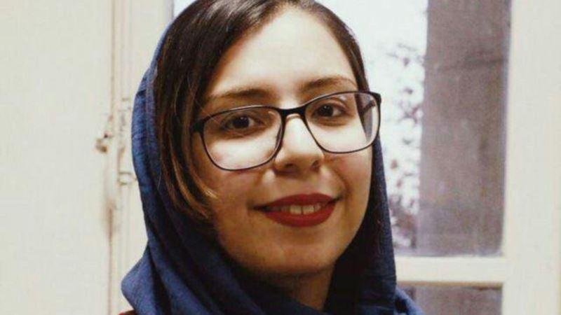 سها مرتضایی دانشجوی دانشگاه تهران به شش سال زندان محکوم شد