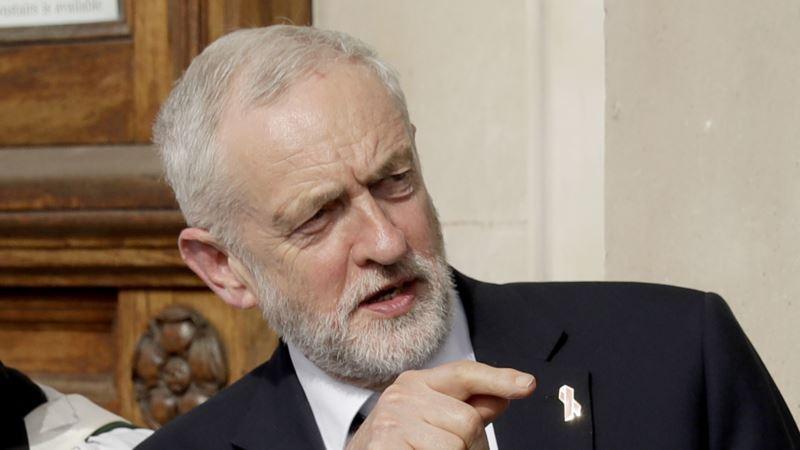 افشای نقش یک گروه ایرانی که با پیام های عجیب سعی داشت به انتخاب رهبر حزب کارگر بریتانیا کمک کند