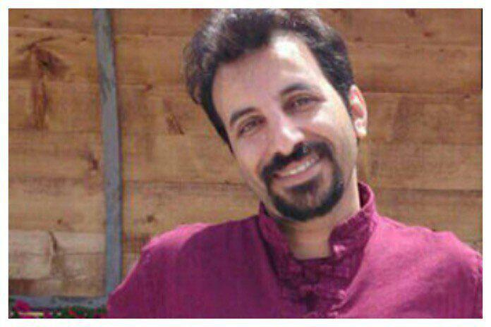 معلم زندانی روح الله مردانی محسنی اژه ای را به چالش می کشد