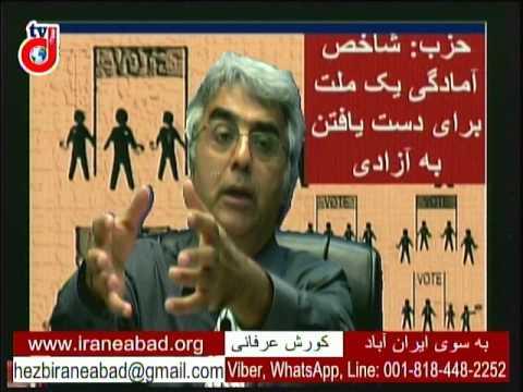برنامه به سوی ایران آباد:  حزب: شاخص آمادگی یک ملت برای دست یافتن به آزادی