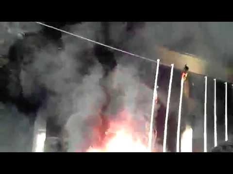 تلویزیون دیدگاه: هجوم مردم خشمگین مهاباد به هتل محل جنایت وزارت اطلاعات  – 2