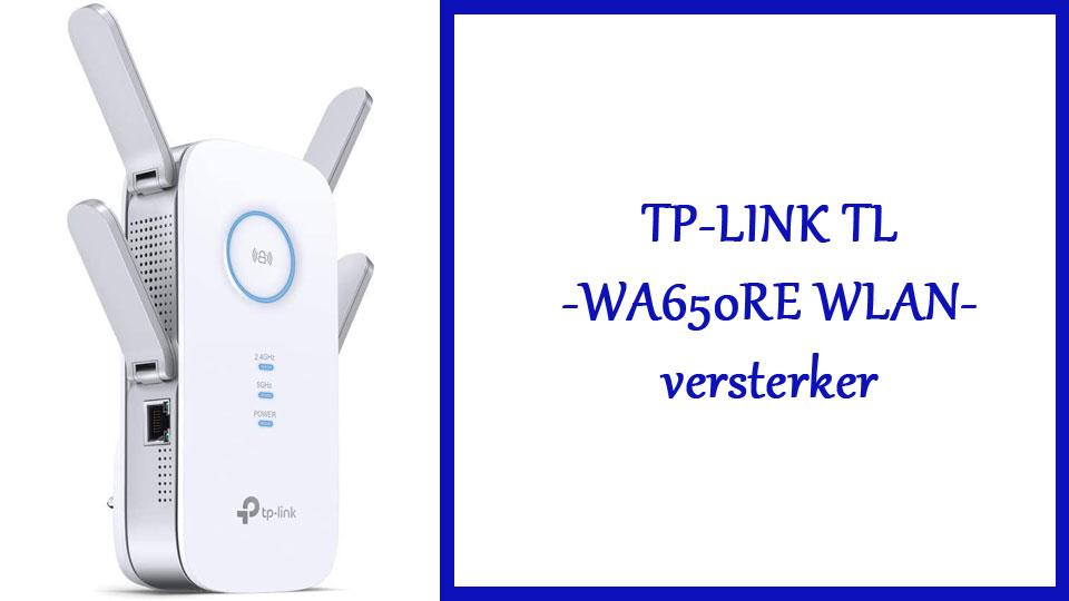 TP-LINK TL-WA850RE WLAN-versterker  wifiversterker