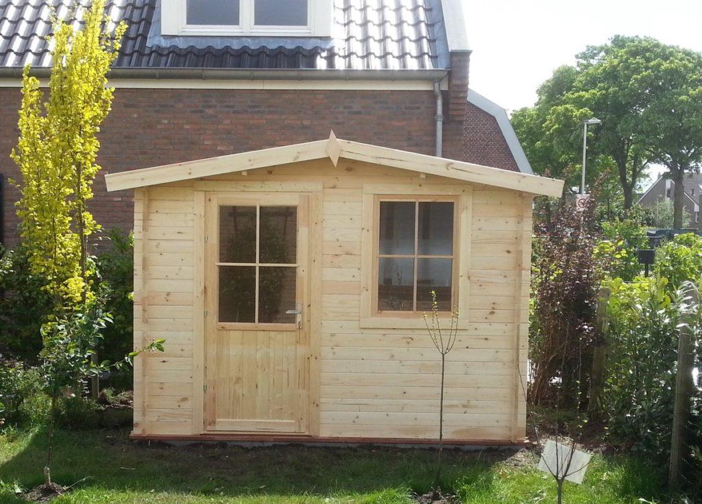Verkoopsucces Tuinhuizen Blokhutten Tuinschuren