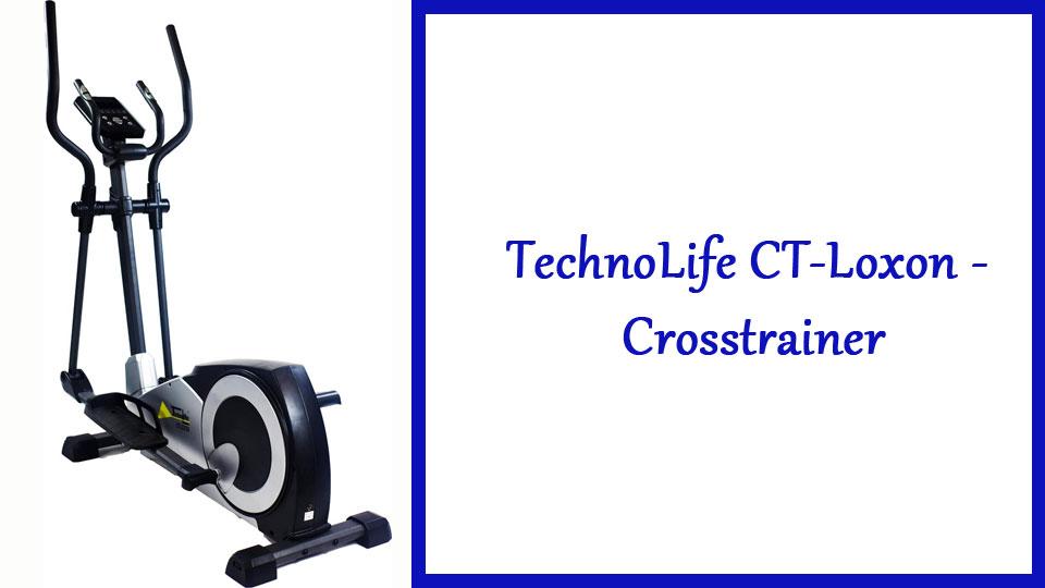 TechnoLife CT-Loxon - Crosstrainer; Fitnessapparatuur