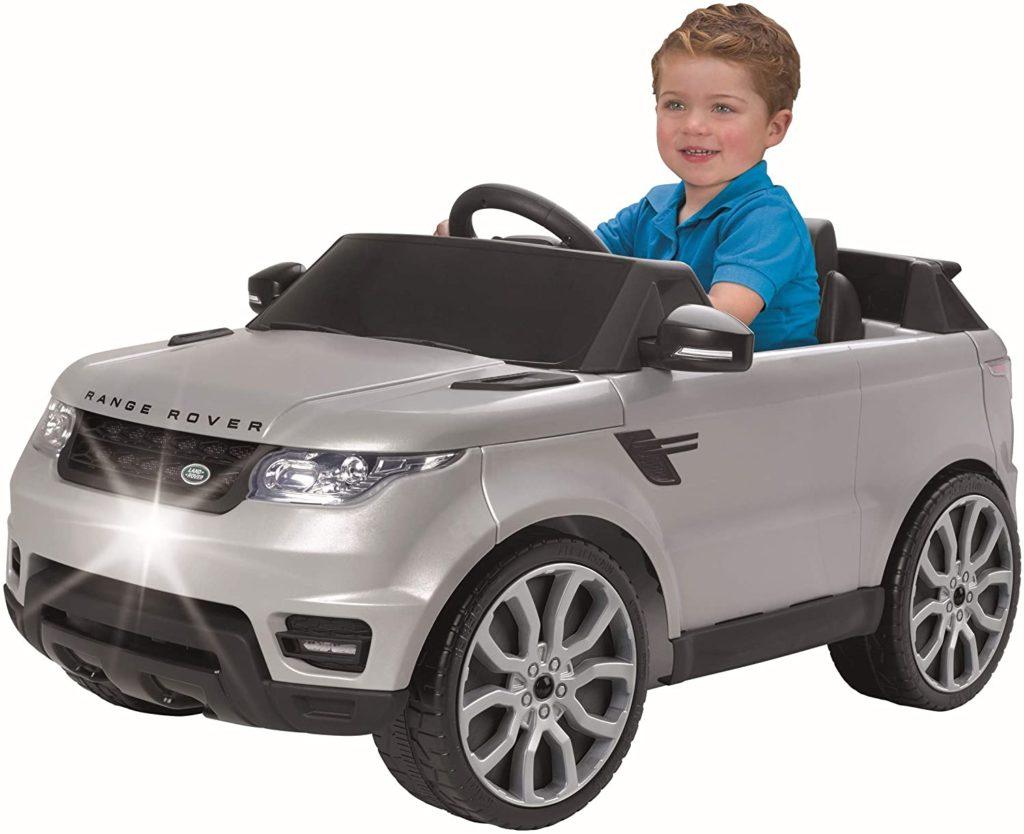 goedkoopste elektrische auto Range Rover