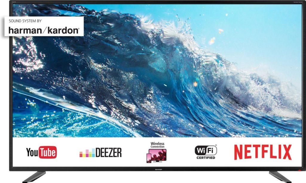 meest verkochte televisies