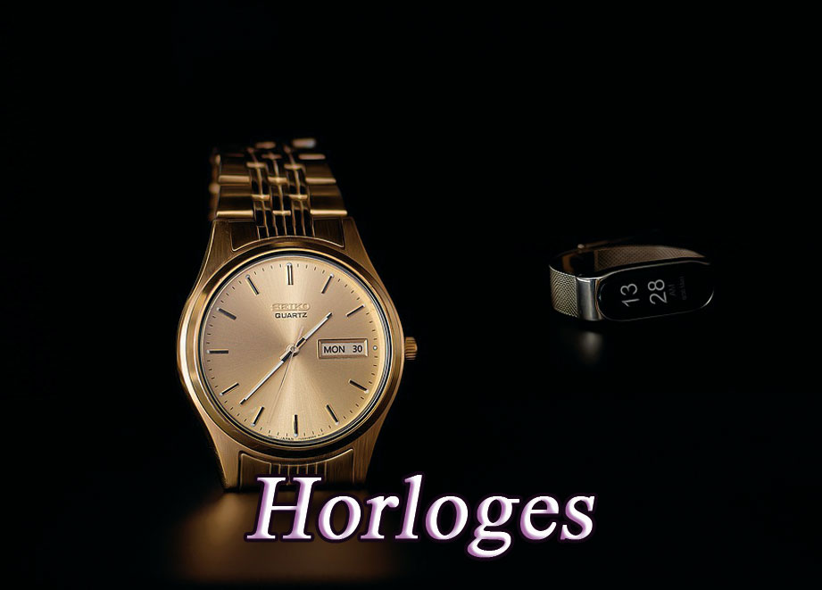 Fashion voor Heren Horloges