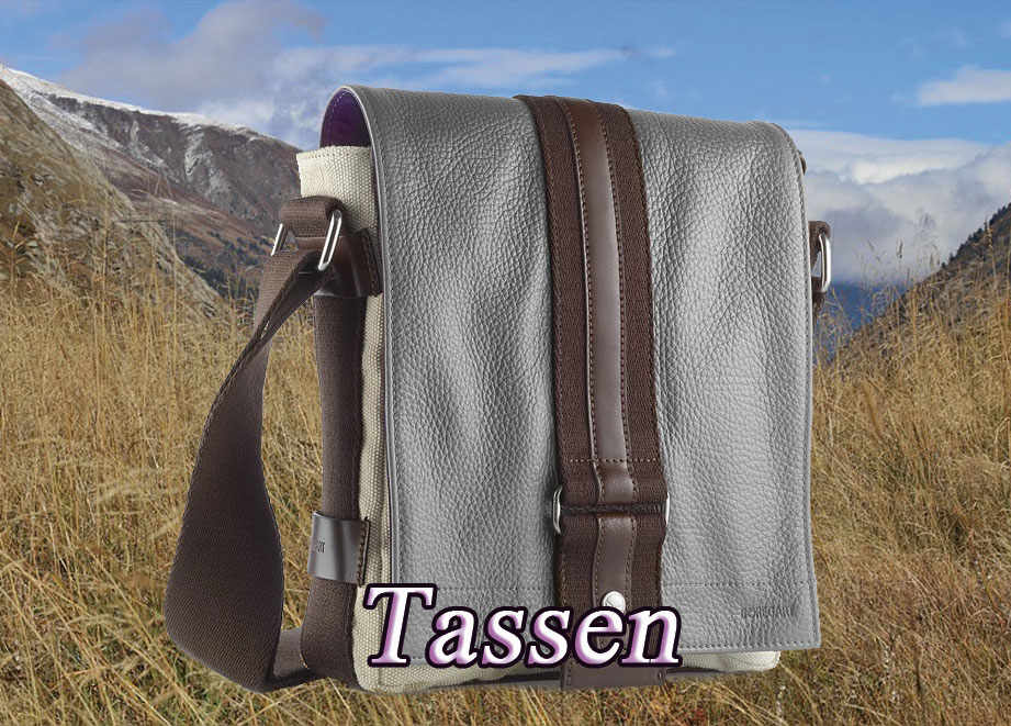 Fashion voor Heren: Tassen