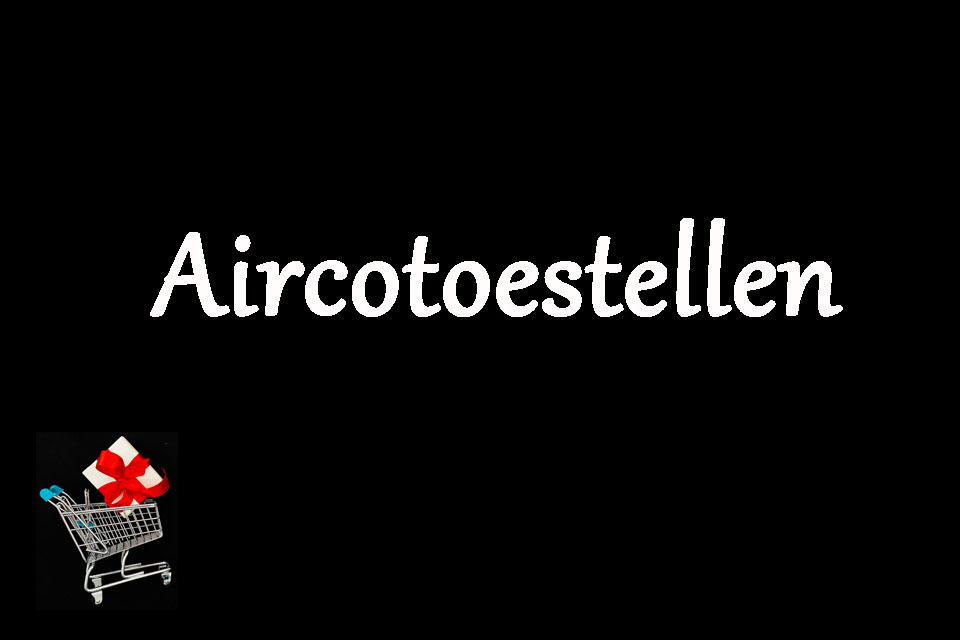 Meest verkochte producten Aircotoestellen.