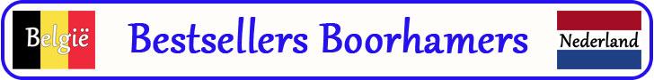 Bestsellers Boorhamers Pro