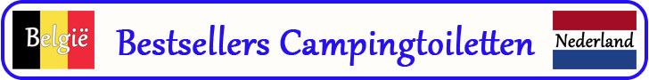 Bestsellers Campingtoiletten Pro