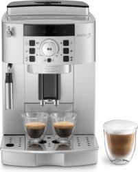 Aanrader bij de beste koffiemachines   is dit apparaat. Magnifica S ECAM 22.110SB - Volautomatische espressomachine - Zilver Pro