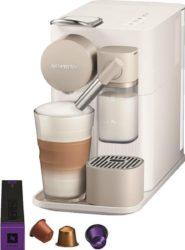 Bij de beste koffiemachines  is dit toestel een aanrader De'Longhi Lattissima One EN500.W - Koffiecupmachine - Silky White