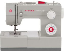 Singer HD 4423 - Naaimachine is een topper bij de beste naaimachines