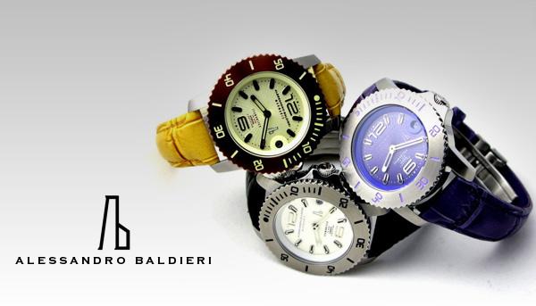 Alessandro Baldieri horloges