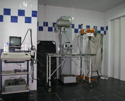 Dierenkliniek-Othene Terneuzen apparatuur Othene