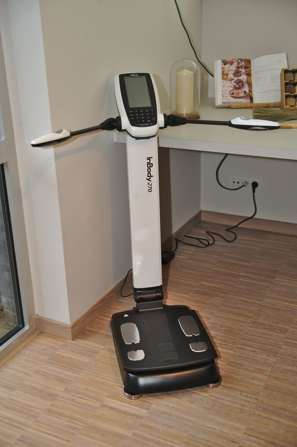InBody 270 lichaamsmetingen lichaamsanalyses vetpercentage spiermassa sportvoeding voedingsadvies individuele coaching gezond afslanken fitter worden strakker worden Pelt
