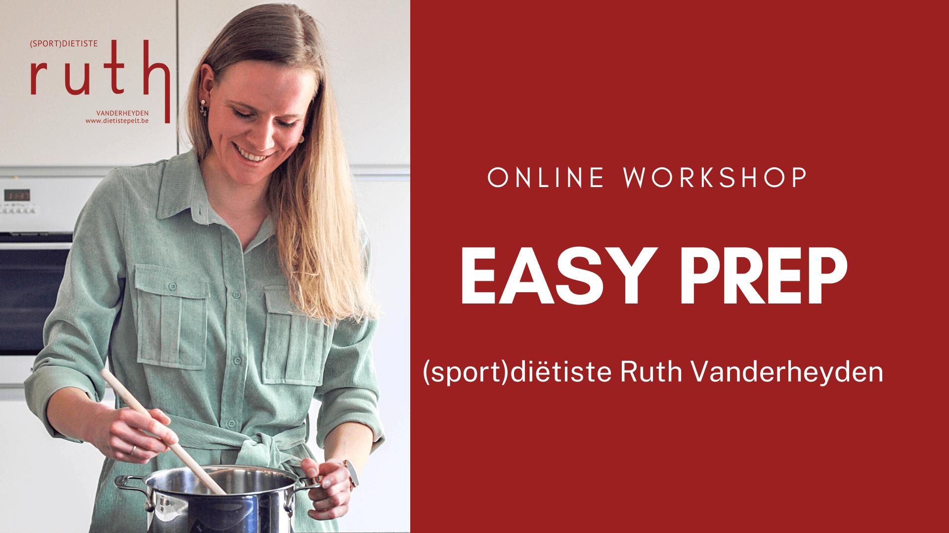 online workshop easy prep_tinified