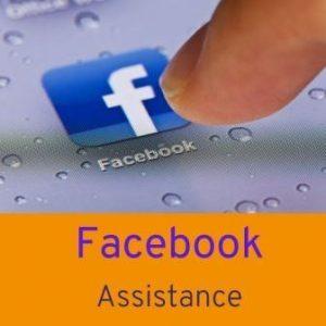 Facebook assistsance markedsfoering digitalt