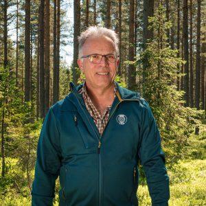 Peter Fälth, VD Dille Skog