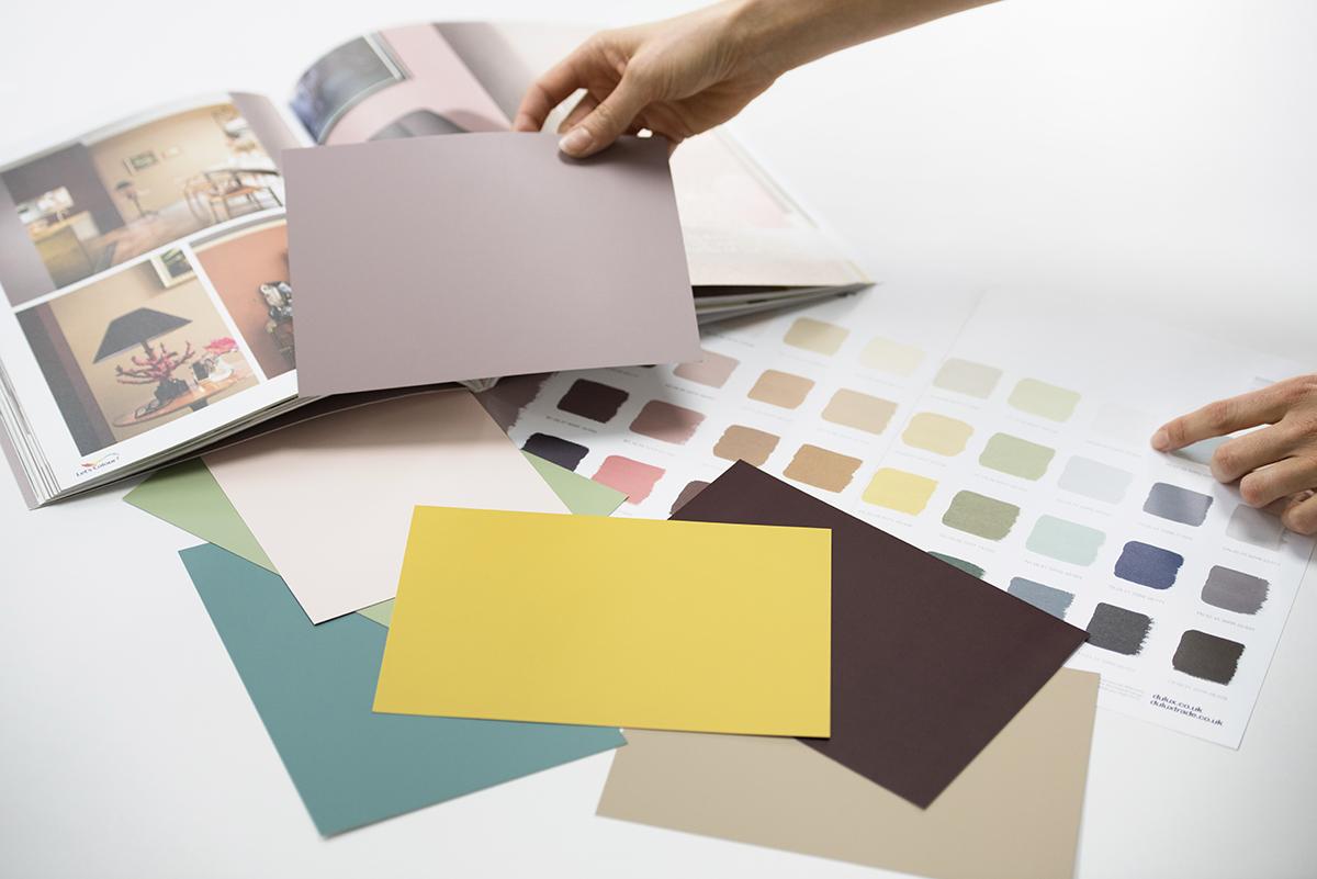 Kleuradvies - DiMarossi Schilderwerken