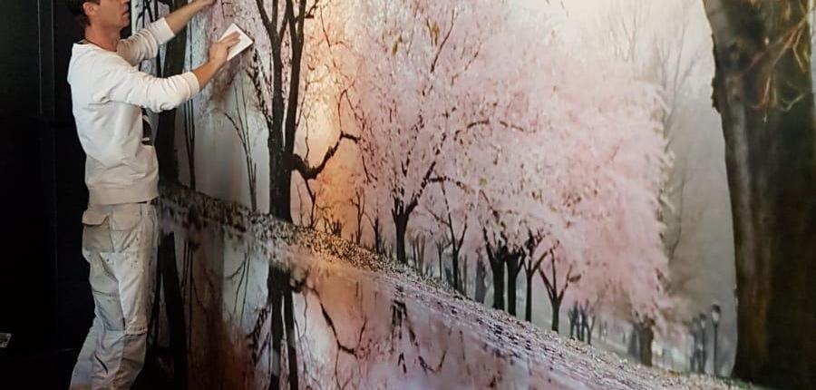 Behangwerk - DiMarossi Schilderwerken