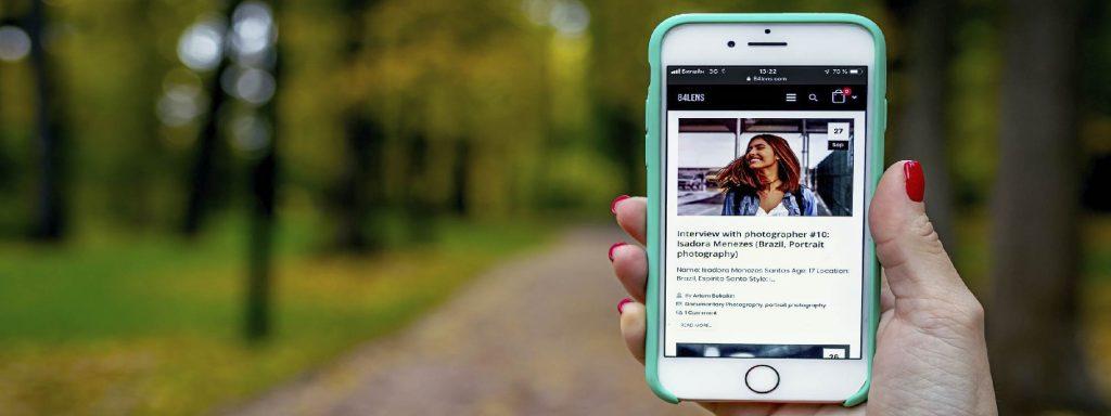 Mobil abonnement med fri tale og data - eller basis abonnement