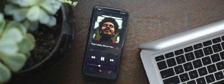 Få mobilabonnement med musiktjeneste
