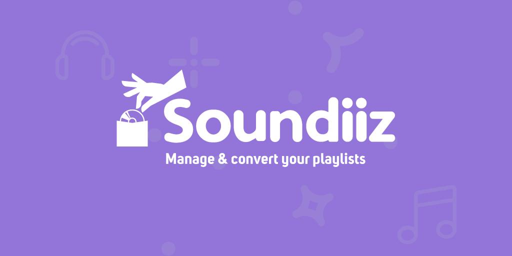 Overfør playlister med Soundiiz