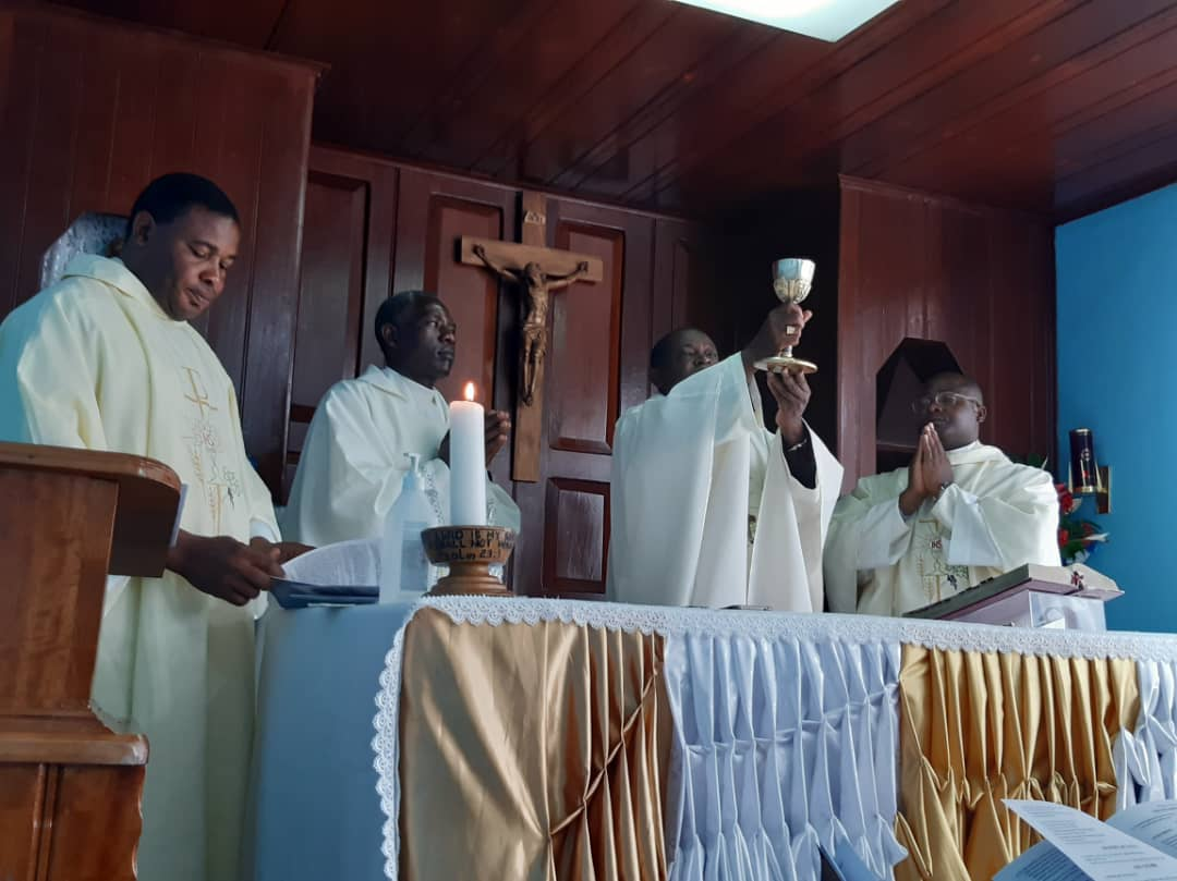39 YEARS OF PRIESTLY SERVICE TO THE CHURCH