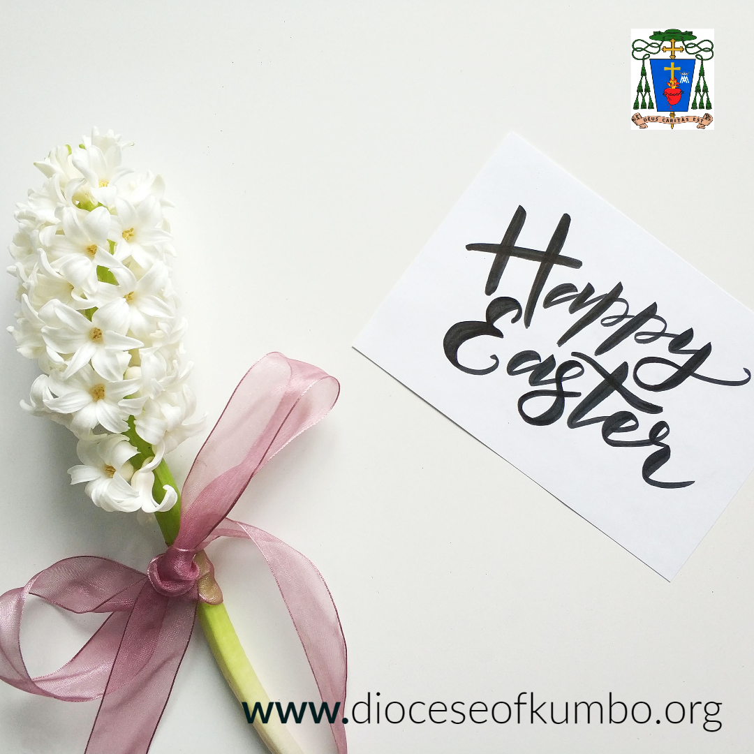 EASTER TEACHES US TO BE POSITIVE