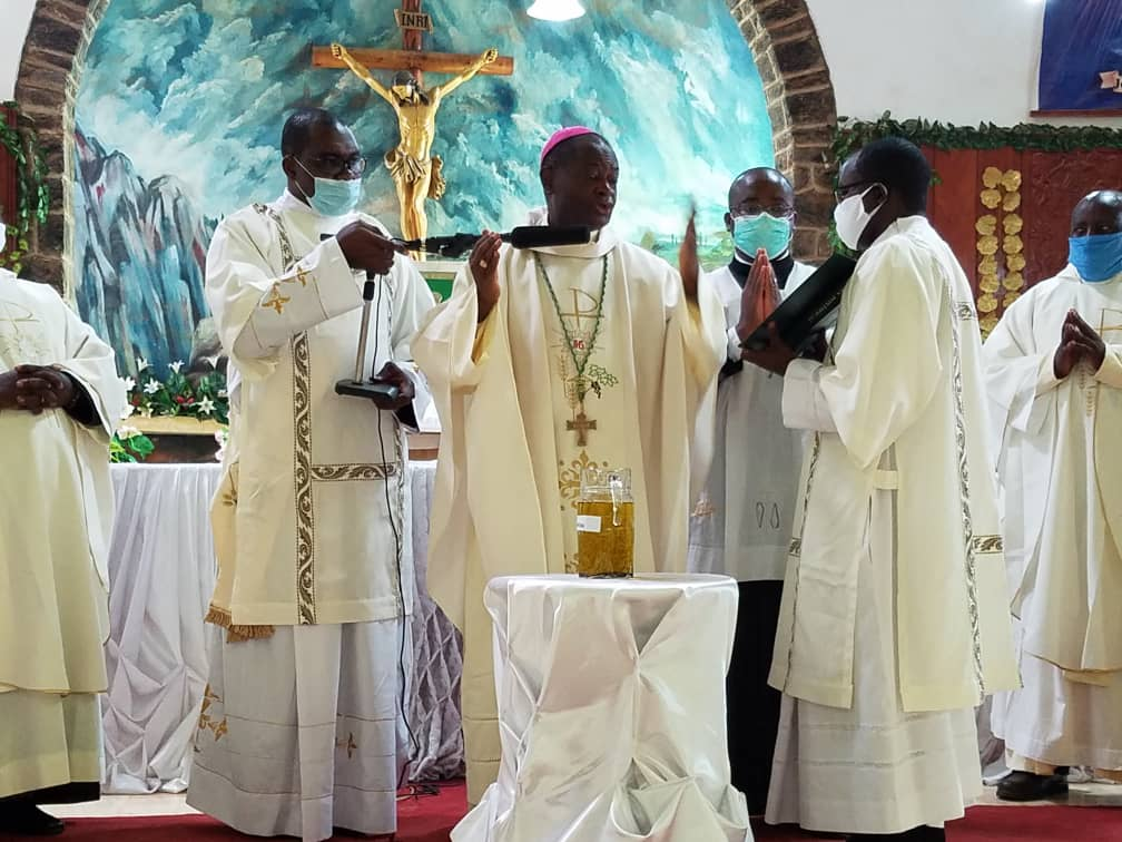 BISHOP OF KUMBO ANNOUNCES NEW DATE FOR CHRISM MASS 2020