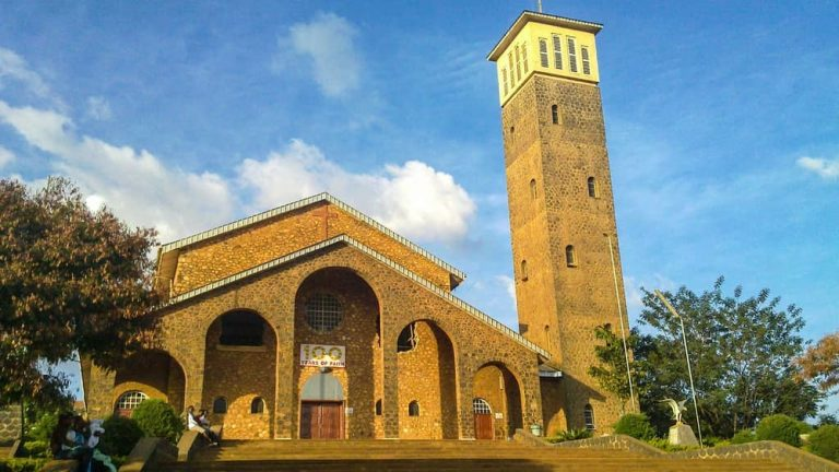 Kumbo cathedrale